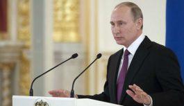 Путин заявил о необходимости развивать экономический потенциал регионов