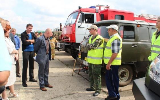 Тверское РДУ приняло участие в учениях по ликвидации аварийной ситуации в условиях низких температур наружного воздуха