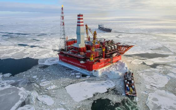 Россия решила утроить нефтедобычу на шельфе к 2035 году