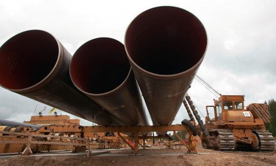 """Путин дал старт строительству газопровода для """"Северного потока – 2"""""""