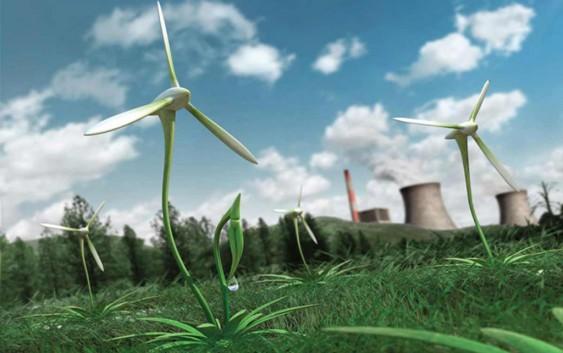 Bloomberg: «зеленая энергетика» снизит зависимость Украины от российского газа