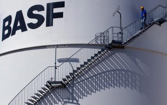 """BASF вложит в строительство """"Северного потока-2"""" в течение 5 лет около €2 млрд"""