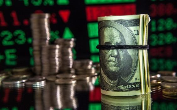 Рубль ускорил рост после решения ЦБ РФ по ключевой ставке, доллар упал ниже 64 рублей