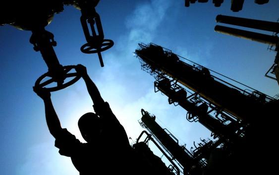 Во время американской сессии резко обвалились цены на нефть