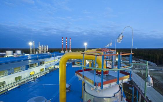 Газпром получил заявку от НАК «Нафтогаз Украины» на поставку 2 млрд кубов газа в октябре
