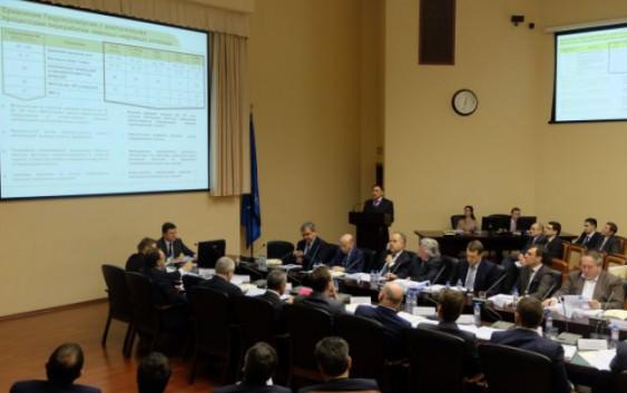Заседание рабочей группы по отбору инновационных национальных проектов в энергетике