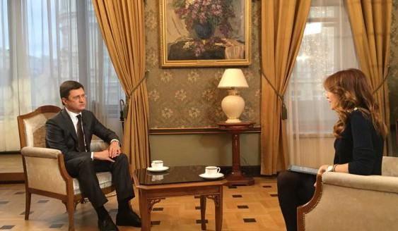Александр Новак подвел итоги года в интервью телеканалам Lifenews и Россия-24