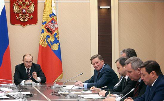 Путин призвал быть готовыми к любому развитию ситуации в экономике