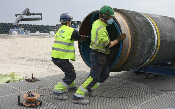 Тендер большого диаметра. Западные подрядчики борются за право строить Nord Stream-2