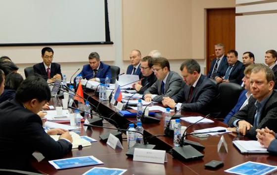 Состоялось первое заседание российско-китайской рабочей группы по сотрудничеству в сфере ВИЭ