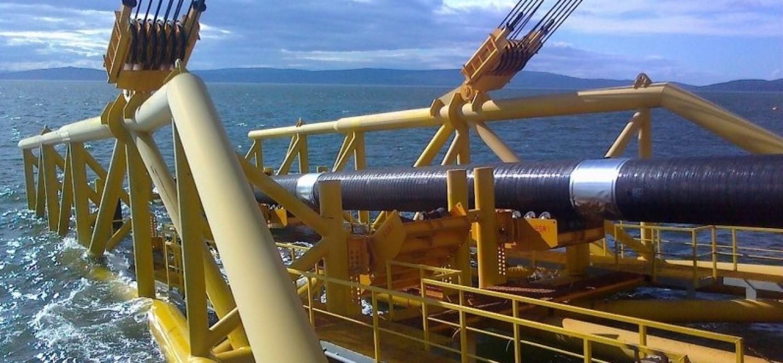 Российский газ пойдет в Крым по дну Керченского пролива до конца года