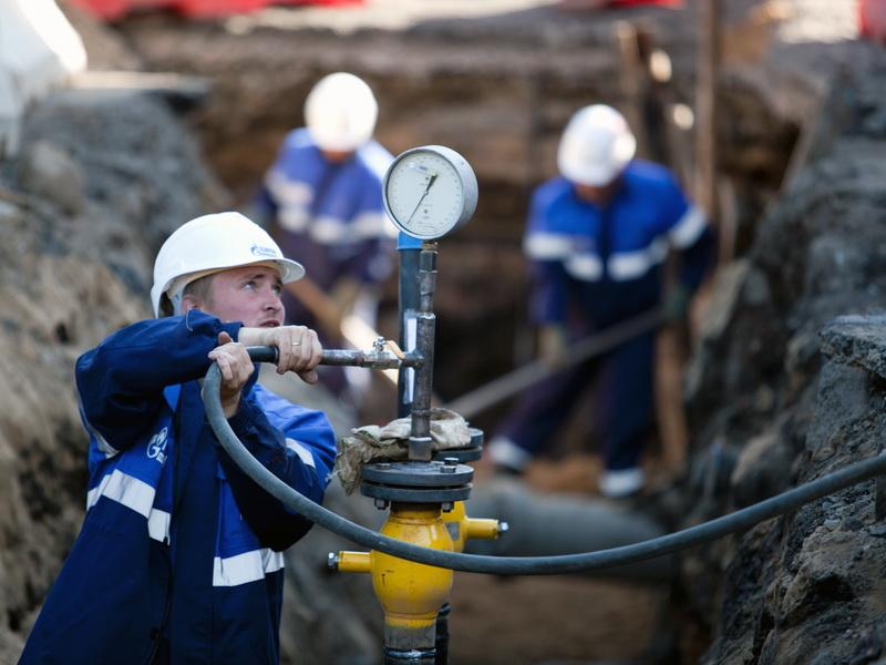 Правительство утвердило «дорожную карту» повышения газификации регионов