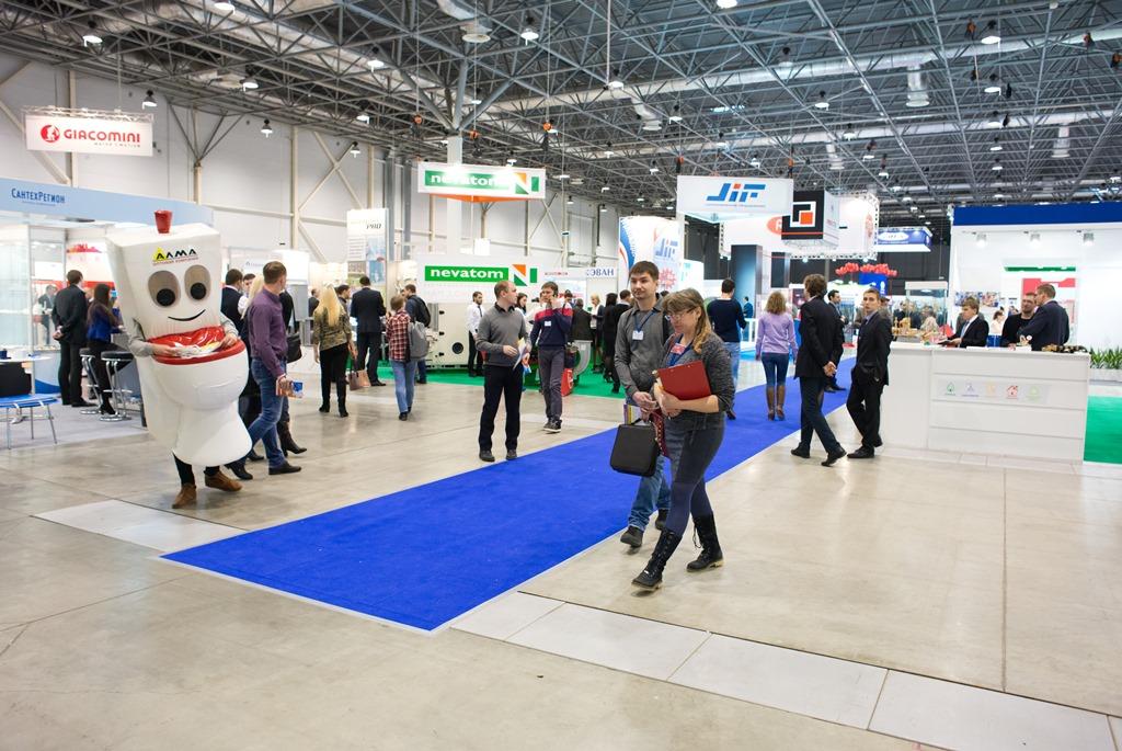 Выставки в новосибирске 2018