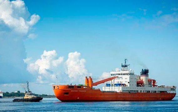 С.Н. Бедаш. Инновационные решения для создания научноисследовательского флота России