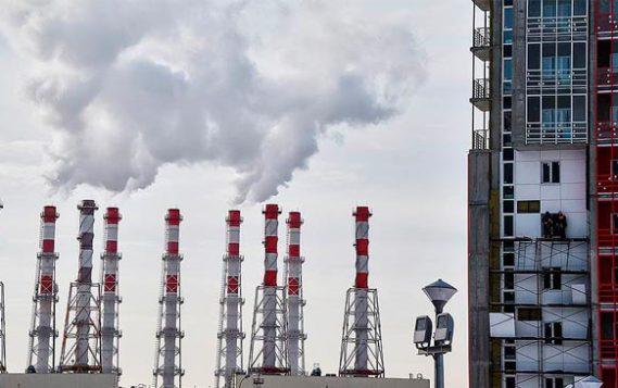 Парниковые газы вписывают в закон
