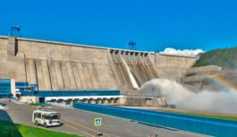 Строительство Нижне-Бурейской ГЭС в Приамурье идёт по графику