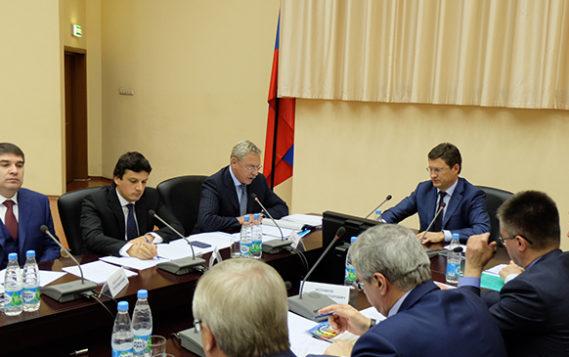Александр Новак провел заседание Организационного комитета по подготовке юбилейных мероприятий в угольной отрасли