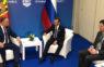 Александр Новак принял участие в саммите ОЧЭС и двусторонних встречах на его полях
