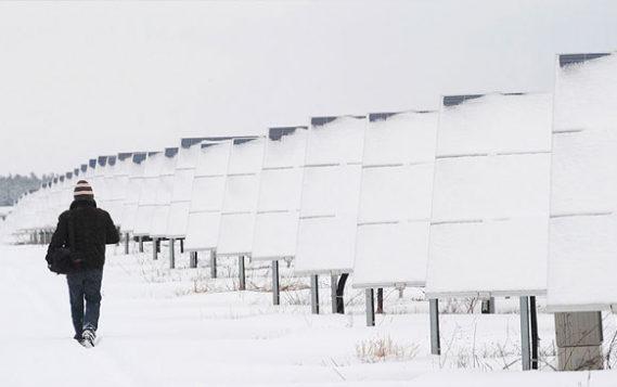 В России запустят производство морозостойких солнечных станций