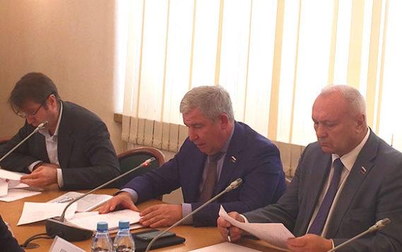 В ГД обсудили вопросы законодательного обеспечения электроэнергетики и когенерации
