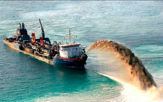 Поручение премьера: в Баренцевом море построят четыре искусственных острова