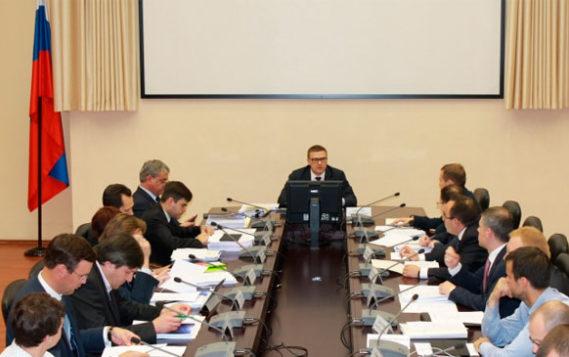 Алексей Текслер провел заседание рабочей группы НТИ «Энерджинет»