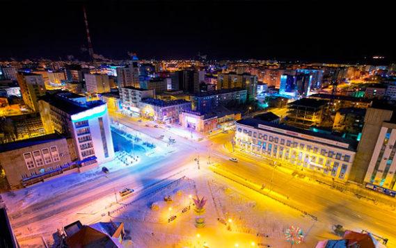 Е.А. Борисов. Суровые климатические особенности Якутии со временем станут нашим преимуществом в глобальном мире