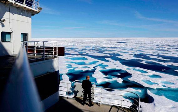 В России разработан 10 Гбитный радиомост для арктических регионов
