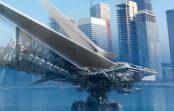 В Китае хотят построить плавучий мост-трансформер на солнечной энергии