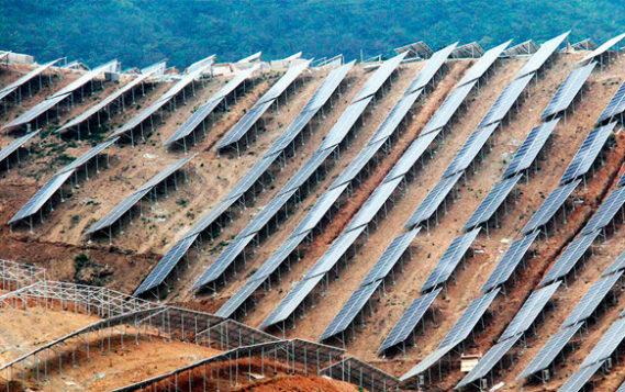 Мощность солнечной энергетики Китая удвоится к 2020 году