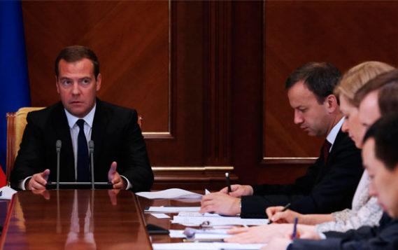 Медведев проведет заседание правительственной комиссии по импортозамещению
