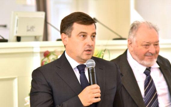 Кирилл Молодцов: «Добыча нефти и газа на шельфе будет расти»