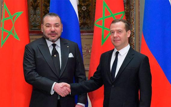 Дмитрий Медведев обсудил с премьером Марокко сотрудничество в энергетике и сельском хозяйстве