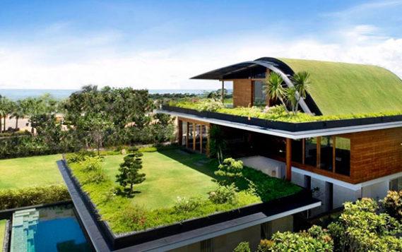 Люди готовы платить больше за «зеленый» дом