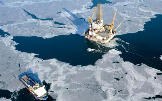 Запасы газа на арктическом шельфе РФ составляют 10,5 трлн кубометров
