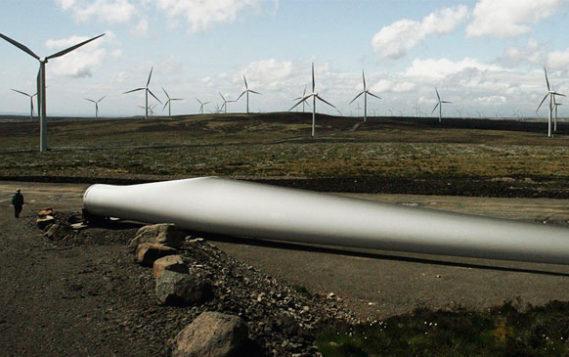Треть электроэнергии в Британии поступает из возобновляемых источников