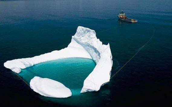 «Роснефть» открывает в Арктике уникальные месторождения и двигает айсберги