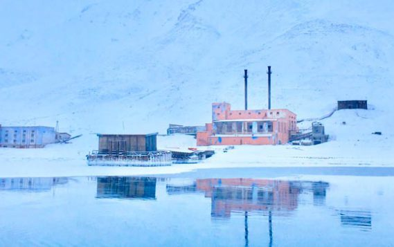 Для Арктики разработали мини-АЭС