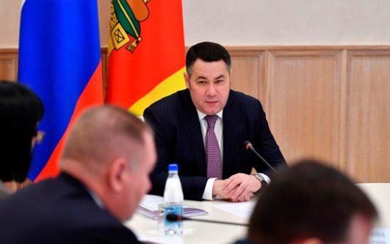 Игорь Руденя: «Вопрос газификации — ключевой для развития региона»