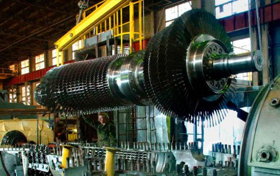 В «Роснано» рассказали, когда в России появится большая газовая турбина