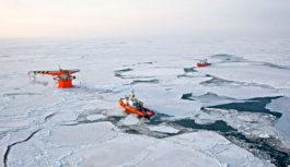 Геологи России и Канады обсудят изменение границ на арктическом шельфе