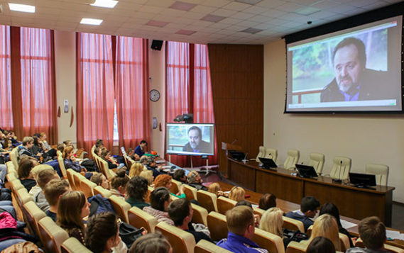 Фильм «Вода России» выходит на телеэкраны
