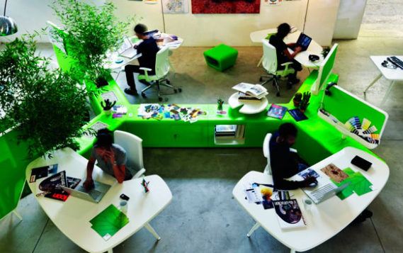 Переход на зеленую экономику: от зеленого офиса к зеленому городу