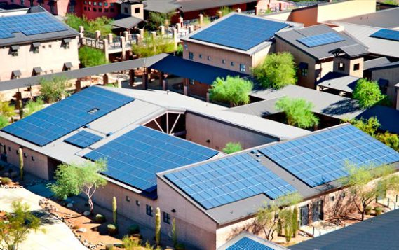 Солнечный город Сеул: 1 ГВт солнечных электростанций к 2022 г