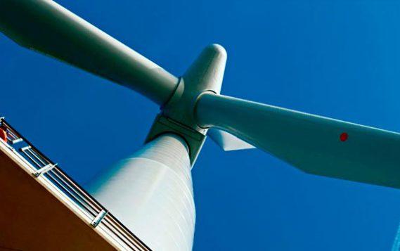 В Германии построили самый высокий в мире ветрогенератор