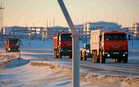 Производители арктического СПГ спешат занять нишу на мировом рынке
