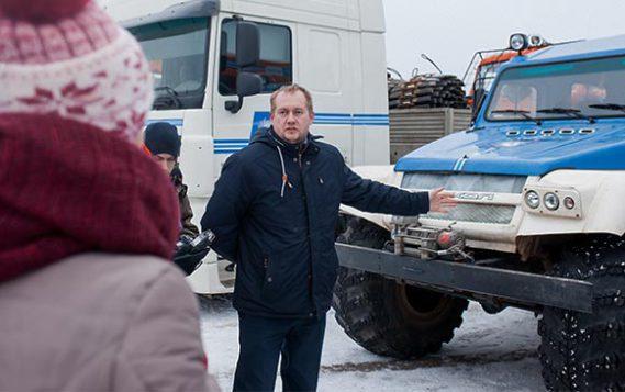 Энергетики ФСК ЕЭС продемонстрировали готовность к капризам зимы