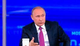Путин: в сфере ЖКХ проблем больше, чем решений