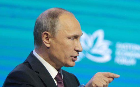 Путин поручил изучить вопрос создания на Дальнем Востоке центров по перевалке СПГ