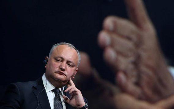 Президент Молдавии попросил у «Газпрома» скидку на газ
